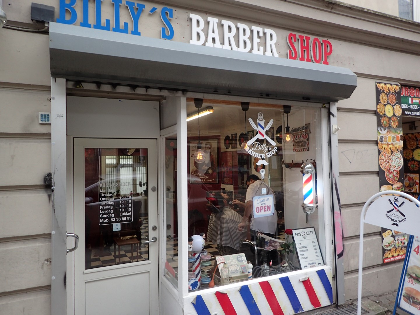 Billys Barber Shop